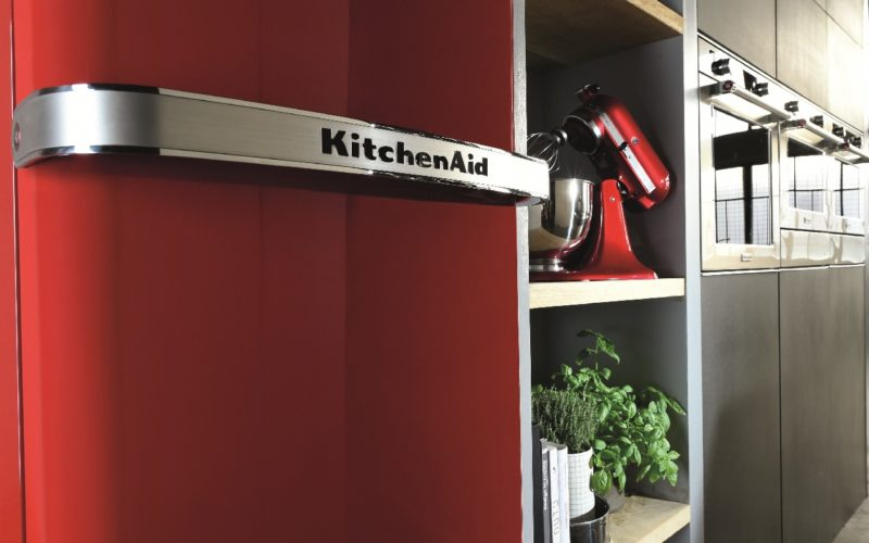 "Il nuovo ""Iconic Fridge"" di Kitchenaid Ciani Casa Design 1"